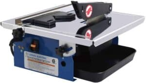 Leegol wet tile saw