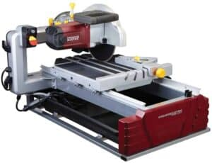 chicago wet tile saw