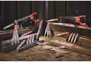 best sawzall blade for hardened steel