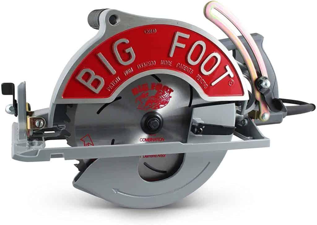 bigfoot 10 1/4 circular saw