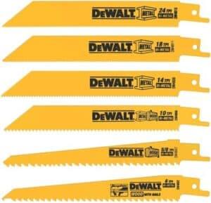 dewalt sawzall blade